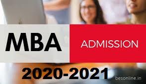 MBA Admission 2020-2021